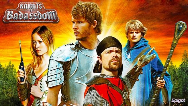 Netflix Movie; fantacy; Peter Dinklage, Summer Glau, Horror, Campy